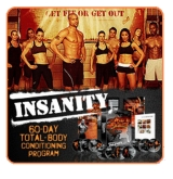 Starting Insanity on May 28th
